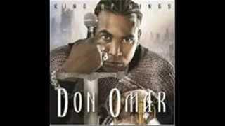 Don Omar - Ayer La Vi (ORIGINAL)