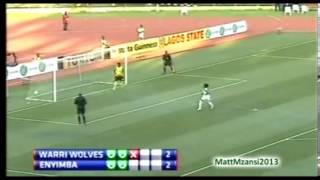 Warri Wolves 2 - 2 Enyimba (4-5) - Federation Cup 2013 Final