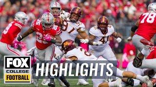 Ohio State vs. Minnesota | FOX COLLEGE FOOTBALL HIGHLIGHTS