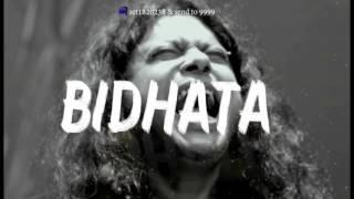 Bidhata - James ¦ Sweetheart Movie Song (2016) ¦ Bengali ¦ ¦ Bidya Sinha Mim ¦ Bappy||RIAZ