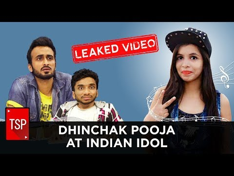 Xxx Mp4 TSP S Bade Chote Dhinchak Pooja Indian Idol Audition 3gp Sex