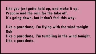 Darren Espanto - Parachute (Lyrics)