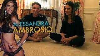 Eu Nunca com Alessandra Ambrosio | #HotelMazzafera