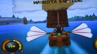 Hugo: Cannon Cruise (finnish) (Part.1)