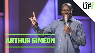 Arthur Simeon Hates Traveling With A Ugandan Passport