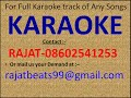 Cheluveye Ninna Nodalu Rajkumar Original Karaoke by Rajat