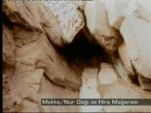 Nur Dağı ve Hira Mağarası Mekke 13