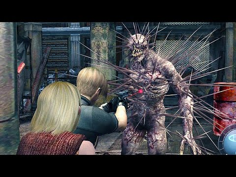 Xxx Mp4 Resident Evil 4 Remastered Gameplay Albert Wesker PS4 Xbox One 3gp Sex