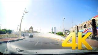 Bahria Town Icon to Metropole Drive - Karachi - 4K Ultra HD