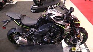 2017 Kawasaki Z1000R - Walkaround - 2017 Toronto Motorcycle Show