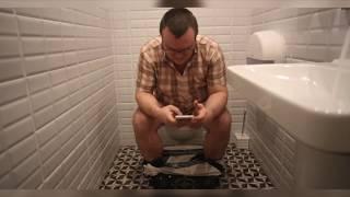 اتحداك ان تستخدم الهاتف في الحمام بعد مشاهدة الفيديو ..!