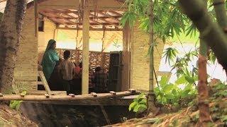 Solar-Powered Floating Schools in Bangladesh