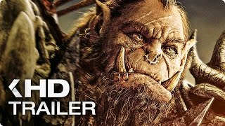 WARCRAFT Movie Trailer 2 (2016)