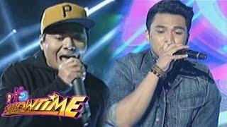 It's Showtime: Jimboy Martin raps