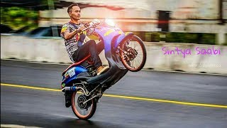 Hanya Ada di Thailand, Drag Bike Party NGO RACING