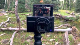 Sony RX100 Mk VI - Ultimate BackCountry Camera for Hunting/Hiking?