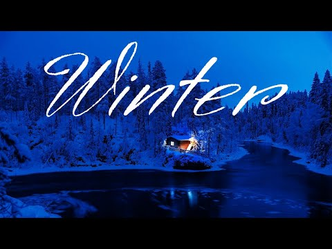 Charming Winter Lounge Background JAZZ Music for Soul