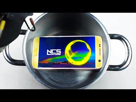 Liquid Nitrogen vs Samsung