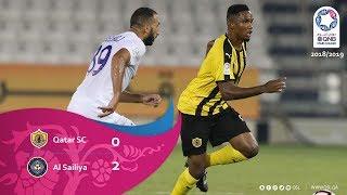 Qatar SC 0-2 Al Sailiya - Week 3