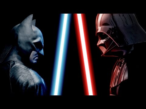 Xxx Mp4 BATMAN Vs DARTH VADER ALTERNATE ENDING Super Power Beat Down 3gp Sex