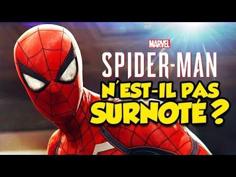 SPIDER MAN N EST IL PAS SURNOTÉ Epic Test