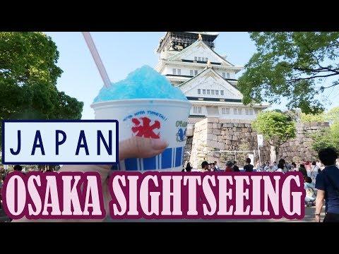 Xxx Mp4 Sightseeing In OSAKA Osaka Castle Aquarium Namba Amp Umeda 3gp Sex