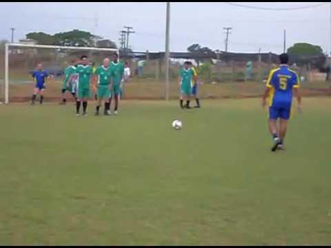 Futebol SENAG Lins