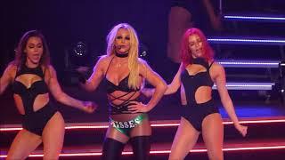 Britney Spears 27 October 2017 - Slave 4 U, Freakshow, Do Somethin - Las Vegas