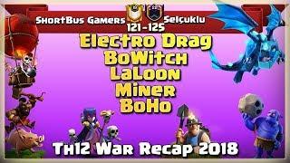 ShortBus Gamers Vs Selcuklu | TH12 War Recap #19 | Clash Of Clans | 2018 |
