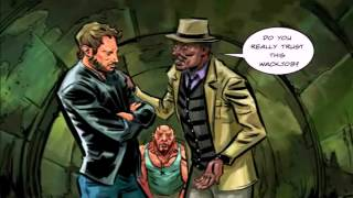 Lost Girl Interactive Motion Comic Season 1 Episode 2: Leftovers