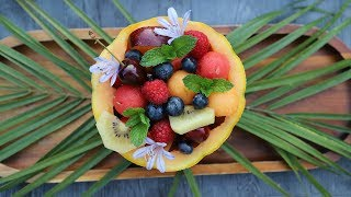 Fruit Bowl Idea - Heghineh Cooking Show