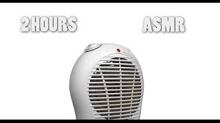 Relaxing Electric Heater ASMR Fan Sound White Noise