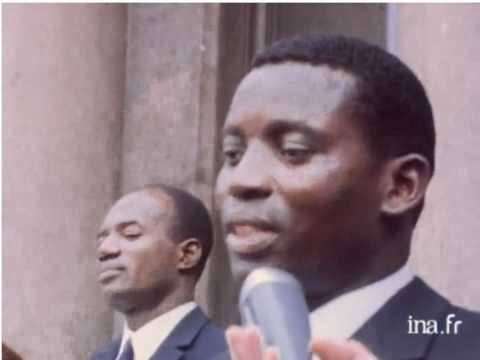Visite en France d Eyadema le 17 09 1969