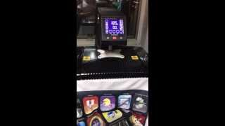3D Sublimation Vacuum & T shirt Priting Machine Printing Result ST-420