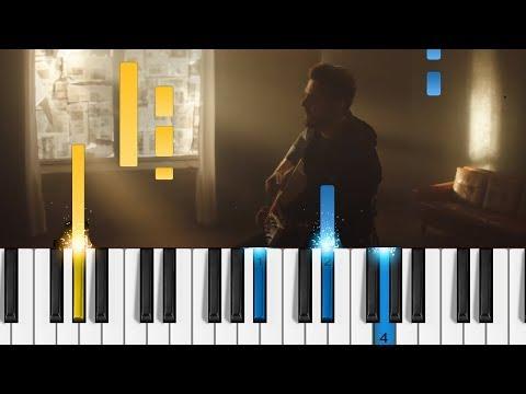 Thomas Rhett - Marry Me - EASY Piano Tutorial
