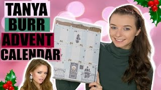 TANYA BURR ADVENT CALENDAR- Do the Products Inside Work?