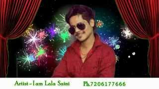 HARYANA LATEST VIDEO 2015 LALLA SAINI   (DIWALI WIESH) I AM LALLA SAINI