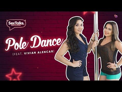 Xxx Mp4 SexTalks 08 Pole Dance Feat Vivian Alencar 3gp Sex