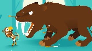 HUNTING WOOLLY MAMMOTH - Big Hunter - Play Fun Animal Hunting Games For Kids