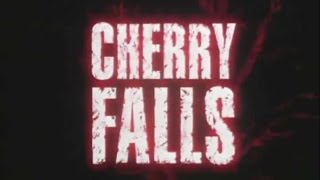 Cherry Falls Trailer (English)