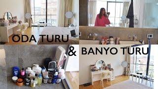 Oda turu & Banyo Turu