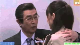 Hôn Nhau Trong Thang Máy - Hai Nhật Bản Vietsub