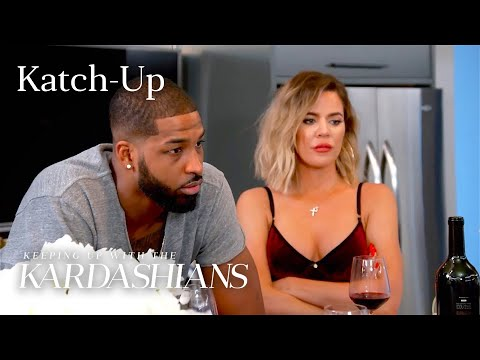 Keeping Up With the Kardashians Katch Up S14 EP.6 E
