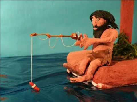 JJ ROBINSON animación con plastilina