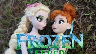 Frozen Fever Stop Motion Full Movie Trailer