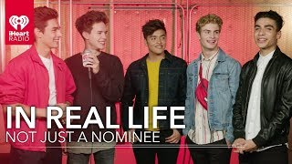 In Real Life Aren't Just Nominees... | 2018 iHeartRadio Music Awards