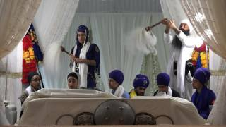 Sri Guru Granth Sahib Jee and Sri Dasam Granth Sahib Jee Bhogs