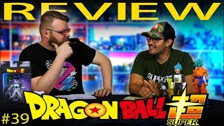 Dragon Ball Super [English Dub] REVIEW!! Episode 39