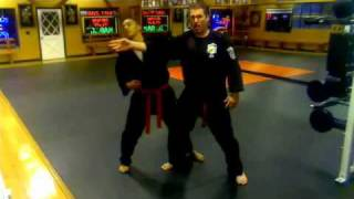 American Kenpo Karate Energy Value Demo