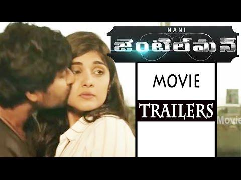 Nani's Gentleman Back To Back Trailers || Nani, Surabhi, Niveda Thomas